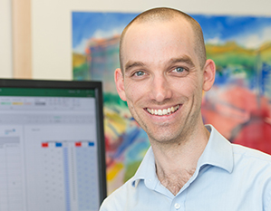 Justin Evans, Engineer