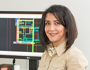 Maryam Razz, Electrical Engineer