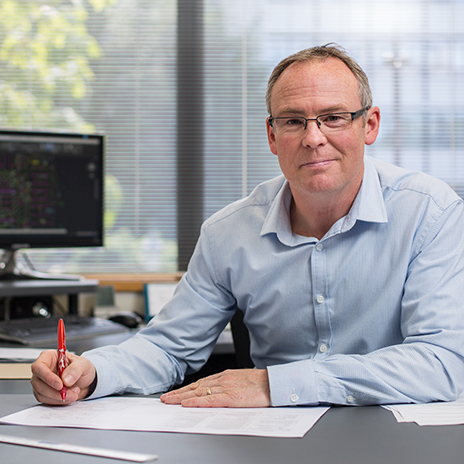 Stephen Cooper, Senior Engineer